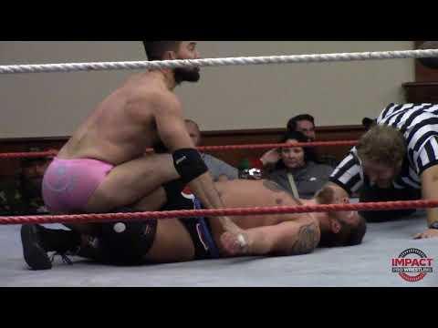 IPW - Big Beef Jake Garvin vs AJ Smooth Des Moines December 16 2017