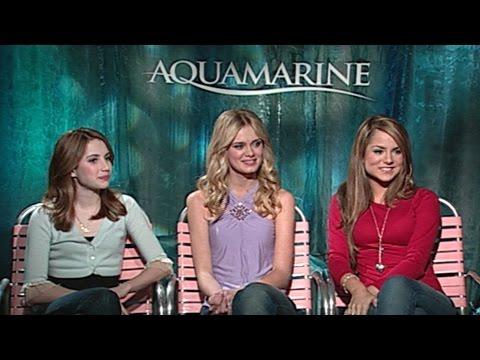 'Aquamarine' Interview