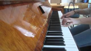 Ёлка-Грею счастье(piano cover)