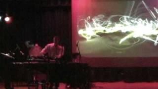 Marimba Vibes V-Drums Multi-media solo percussion 4 mallets trance ...