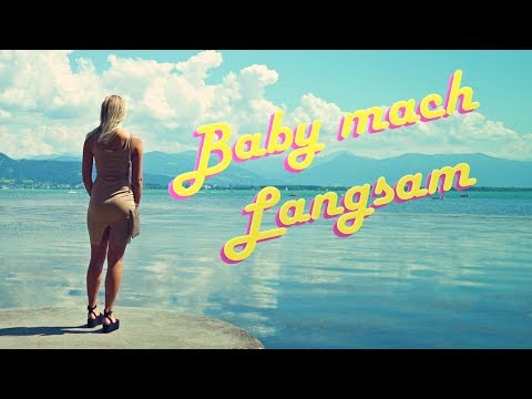 XHANI - BABY MACH LANGSAM prod. by AlexSayBeats (Official Video)