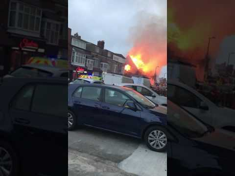 The Great Fire of Whitley Bay part 2