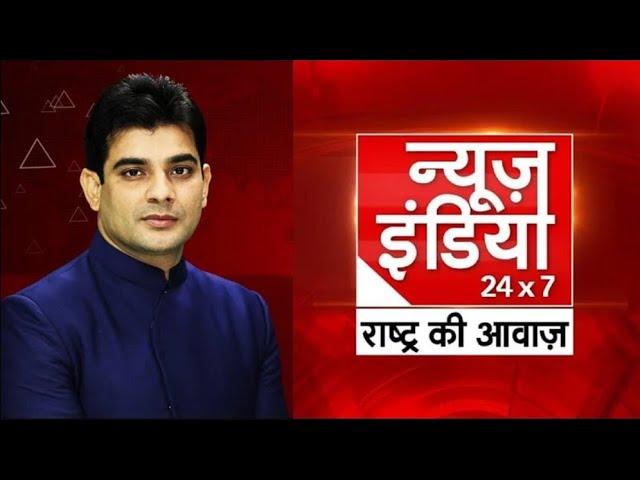 मात्र 37 साल की उम्र में नेशनल न्यूज़ चैनल न्यूज़ इंडिया के एडिटर इन चीफ और सीईओ बने सरफ़राज़ सैफ़ी, देखे