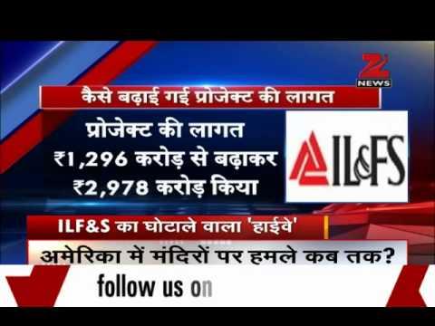 IL&FS' 1700 crore scam in Nagaland road project?