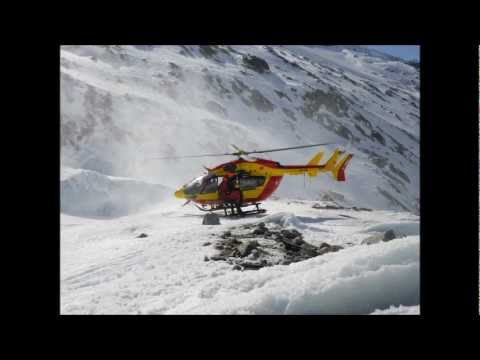 Stage SMO3 Neige2 Groupe Montagne Sapeurs-Pompiers. GMSP