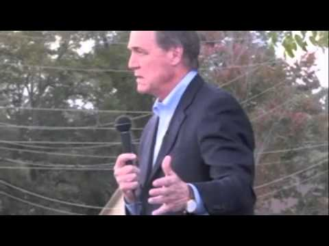 David Perdue appearance in Jonesboro Ga