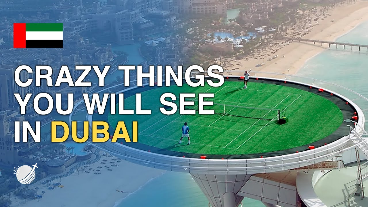 Download 10 Crazy Things You Will Only See In Dubai