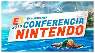 NINTENDO DIRECT - CONFERENCIA E3 2019