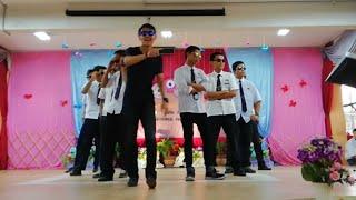 Lagi Syantik Dance by SMK SEGAMBUT !