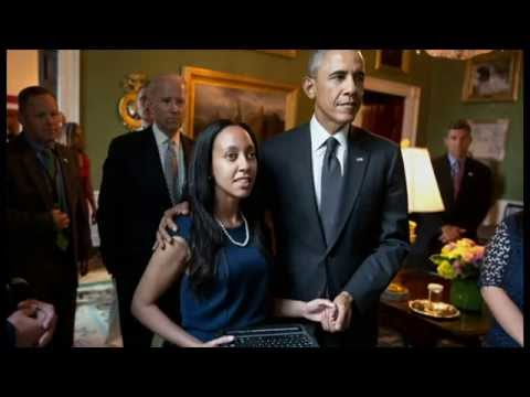 WOMEN OF AFRICA: Deafblind lawyer Haben Girma on breaking ba