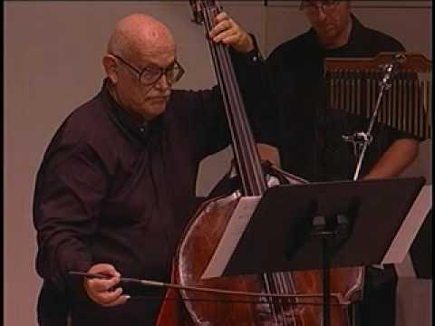 Bertram Turetzky and Friends: Music for Contrabass