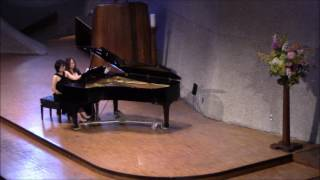 Johannes Brahms  (1833–1897) | Sixteen Waltzes for Piano 4 Hands, Op. 39
