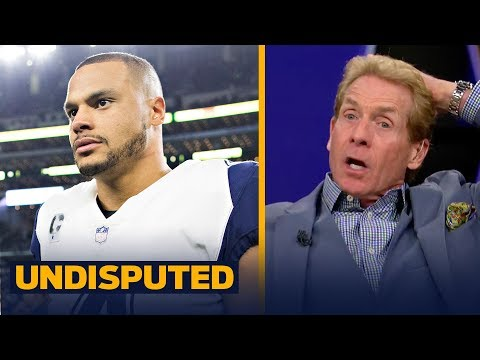 Skip Bayless reacts to the Dallas Cowboys' Week 7 loss to the Washington Redskins | NFL | UNDISPUTED