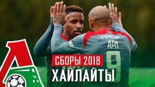 Video Gol Pertandingan Kalmar FF vs Lokomotiv Moskow