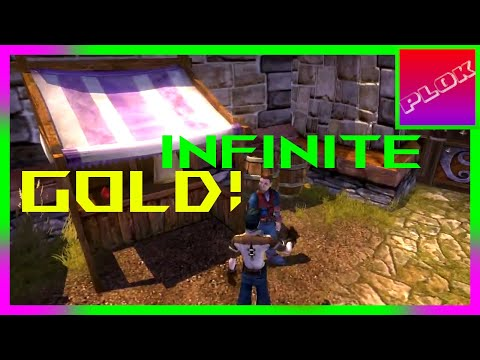 How To Perform Trading Exploit In Fable TLC - Infinite Gold & Skill EXP!!!