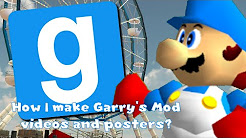 SM64 / GMOD Tutorials - YouTube