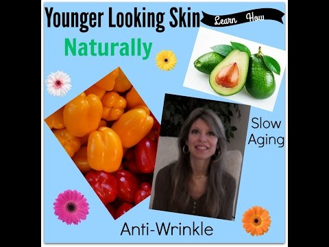 11 Superfoods That Fight Wrinkles and Build Collagen in the Skin - Why Anti-Aging Creams Don