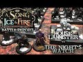 A Song of Ice and Fire Battle Report - Ep 08 - Night's Watch vs. Lannisters