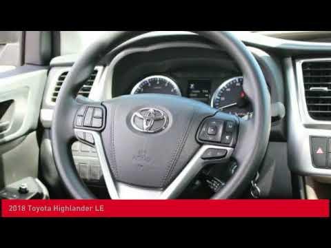 2018 Toyota Highlander Ou0027Fallon IL 18773