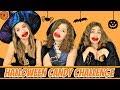 Halloween Candy Challenge - Hilarious!