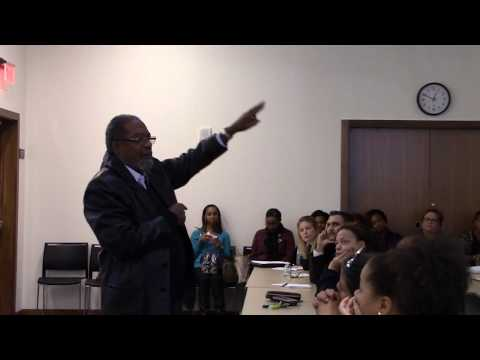 Robert Carter Lecture on Racial Trauma, Part 2 at the Tulane University Traumatology Institute