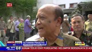 Detik detik Pernikahan Putra Jokowi dengan Adat Jawa