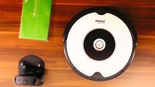 iRobot робот-пилосос Roomba 605 коментарів вакуум, чистячі тест робота