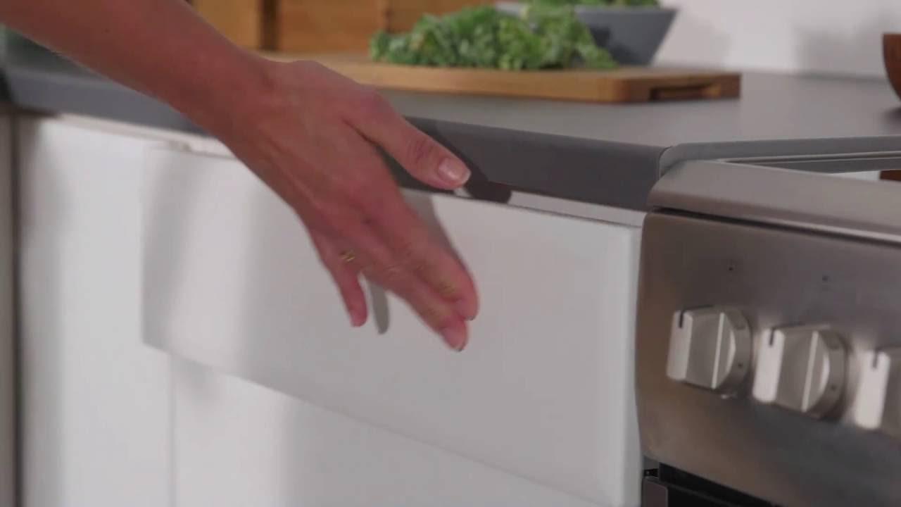 Inredning kökslådor inredning : TIP ON -kökslÃ¥dor som öppnar sig själva. - YouTube