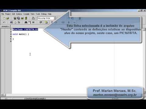 pcw c compiler ide