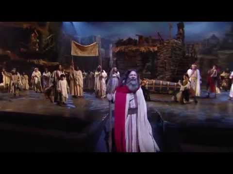 Sight & Sound Theatres® - Moses (Moses Trailer)