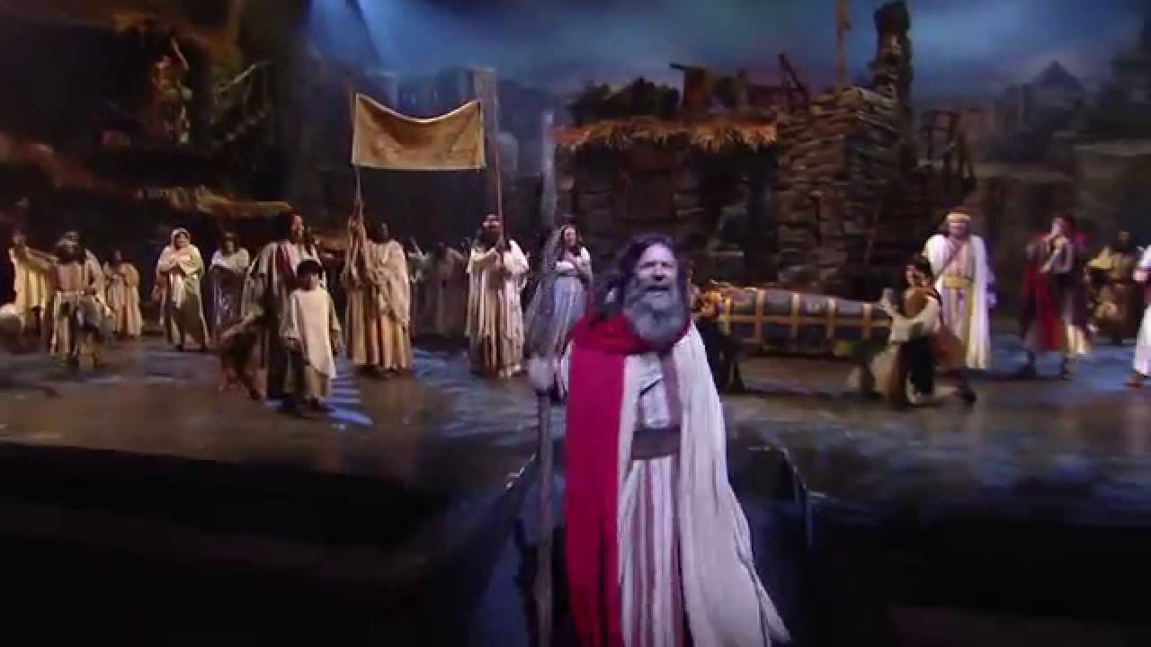 Sight & Sound Theatres® - Moses (Moses Trailer) - YouTube