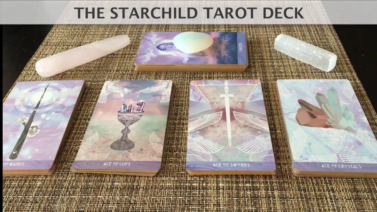 The Starchild Tarot Akashic Flip-Through Review