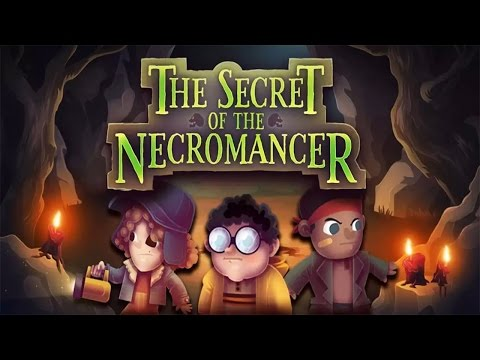 The Secret Of The Necromancer -Walkthrough (Eng)