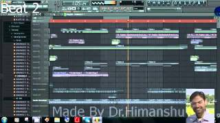 [Beat 2] Punjabi Beat Making  in Fl Studio ⠁UK Vibe ⠁ - [Dr.Himanshu] ᓸ SUSCRIBE & GET SAMPLE