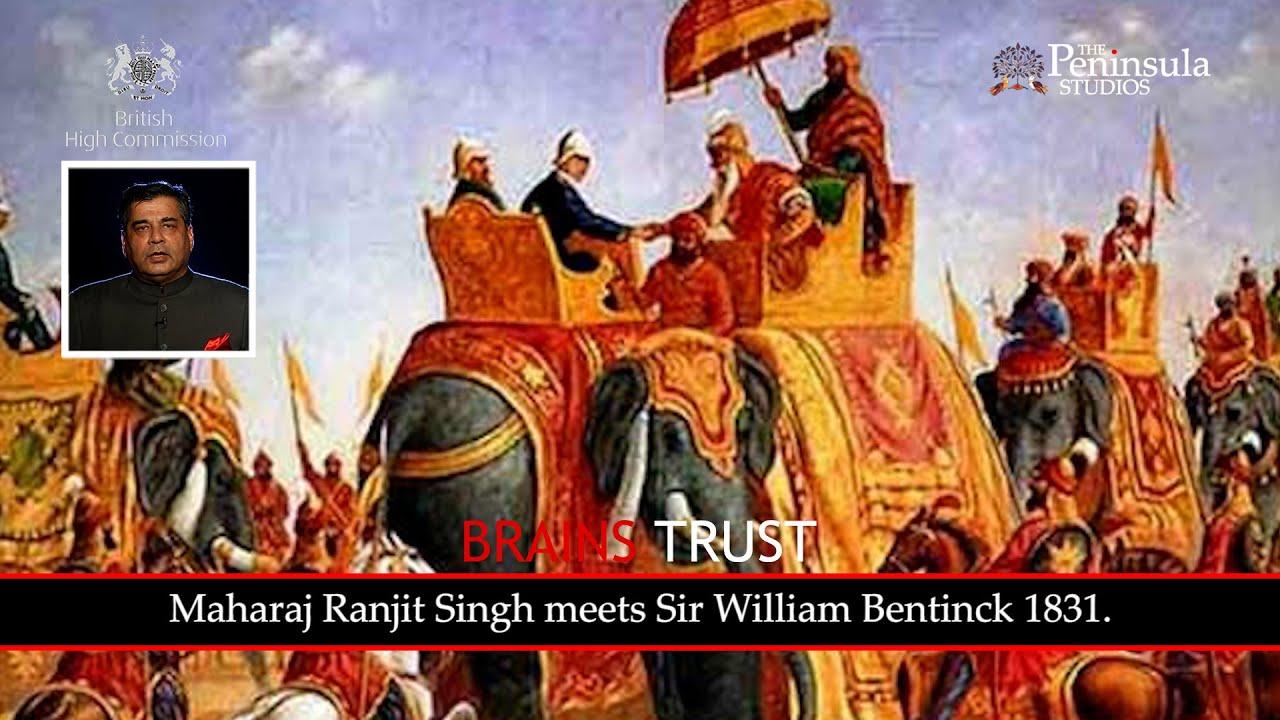 Kashmir   Ambassador TCA Raghvan   Brains Trust India