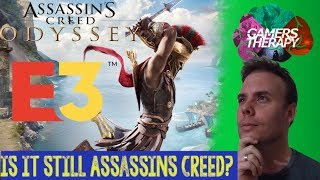 Assassins Creed Odyssey E3 - Is it still Assassins Creed?