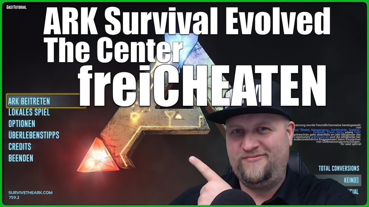 Ark the center freicheaten xbox one ps4 youtube ark the center freicheaten xbox one ps4 malvernweather Choice Image