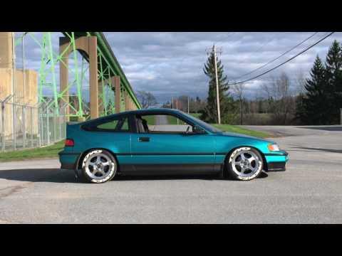 Gary's Honda CRX
