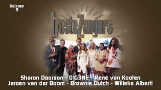og3ne clown beste zangers seizoen 9