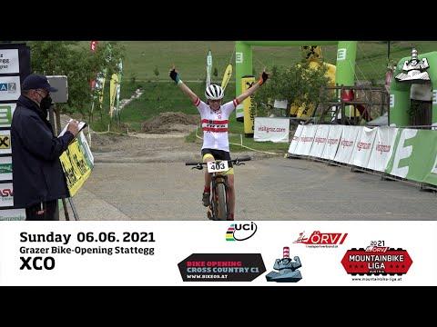 Grazer Bike-Opening Stattegg MLA XCO UCI C1 Elite women/U23, Juniors women