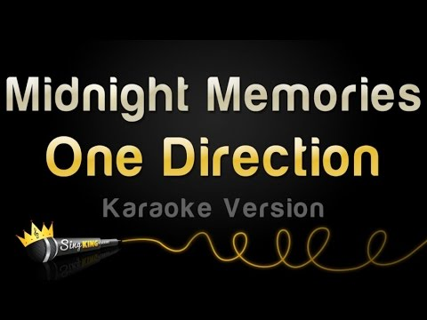 One Direction - Midnight Memories (Karaoke Version)