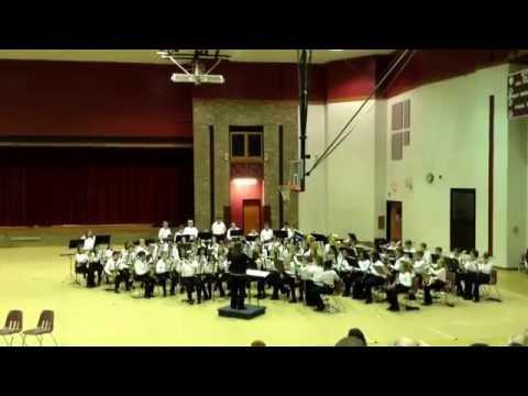 "Prattville Junior High School Christmas Concert | ""Rudolph The Red Nose Reindeer"""