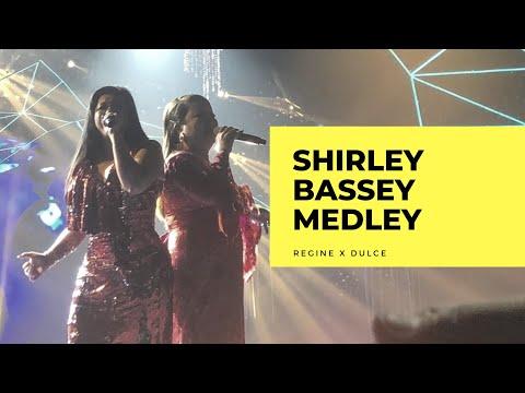Regine Velasquez X Dulce - Shirley Bassey Medley