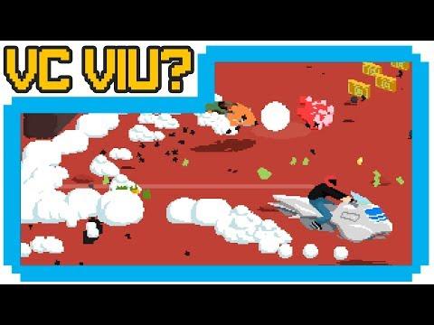 Jogo de Corrida mais estranha que você já viu - Desert Child - VC VIU? Game Over thumbnail