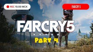 Прохождение FARCRY 5 на PC ● Новая цель! ● Часть #4