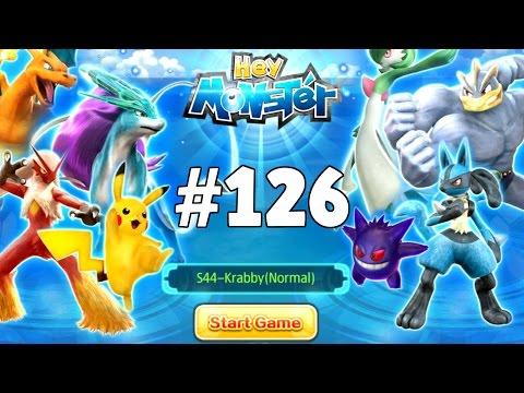 SHINY TICKET EXCHANGE TUTORIAL ★ 126 • Hey Monster/Monster Park Gameplay German Deutsch
