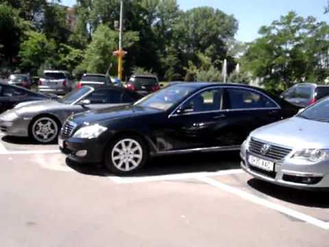 Super cars in romania. mamaia hotel rex