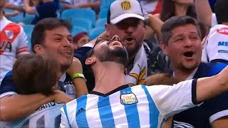 Argentina through to Copa America quarter-finals after 2-0 win over Qatar