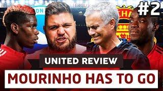 Mourinho Has To GO!   Brighton 3-2 Manchester United   United Review