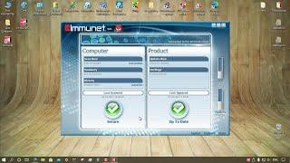 Тестирование  Mmunet AntiVirus 7.3.12.20143